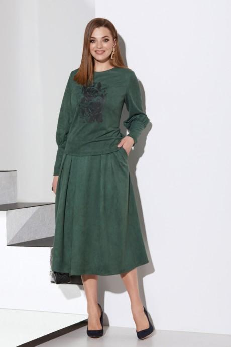 Lissana 4141 зеленый размер 50-54, описание, отзывы