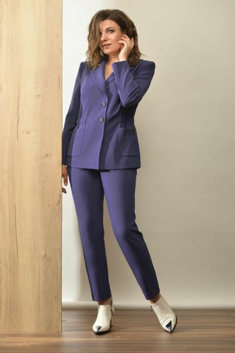 Angelina Design Studio 575 фиолет размер 46-52, описание, отзывы